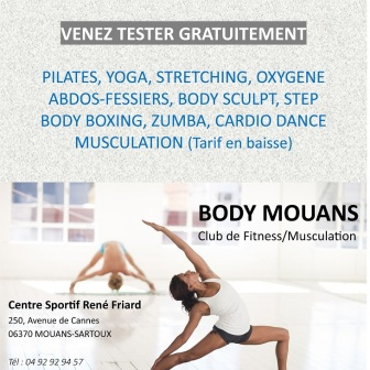 Body Mouans portes ouvertesbis