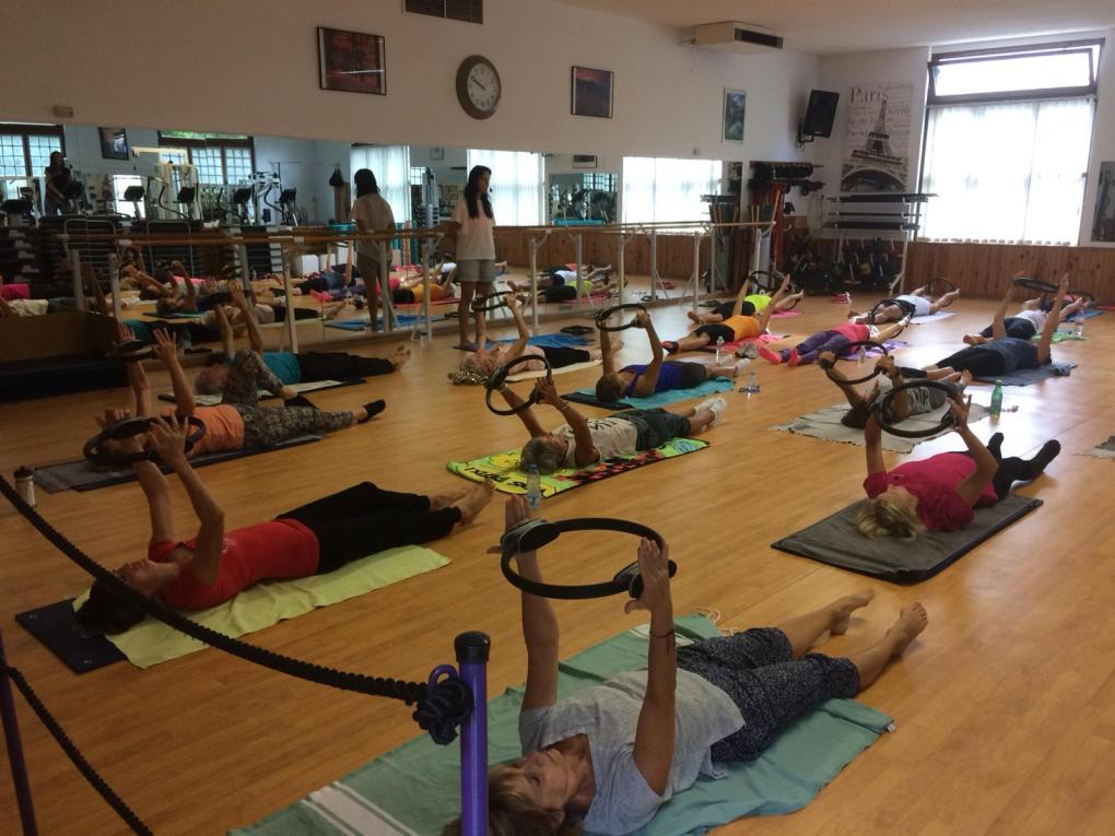 Bodymouans cours de Pilates