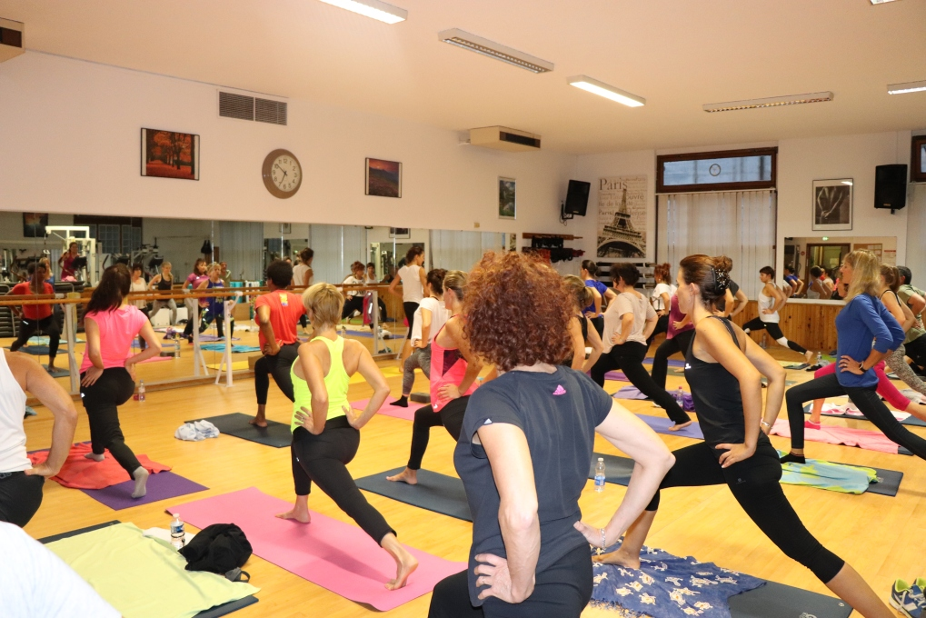 Yoga Body mouans fitness mouans sartoux