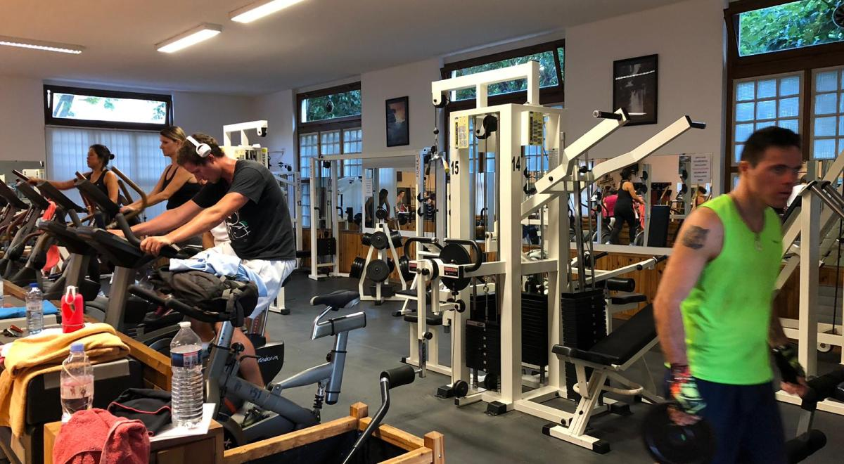 Musculation Body Mouans Fitness