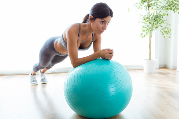 pilates ballon bodymouans fitness