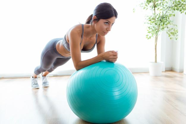 pilates ballon bodymouans fitness